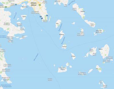 itinerary-greece-map