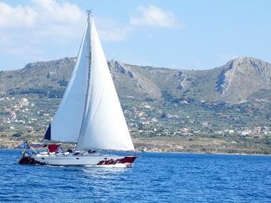 sailboat vitamin sea sailing cylades